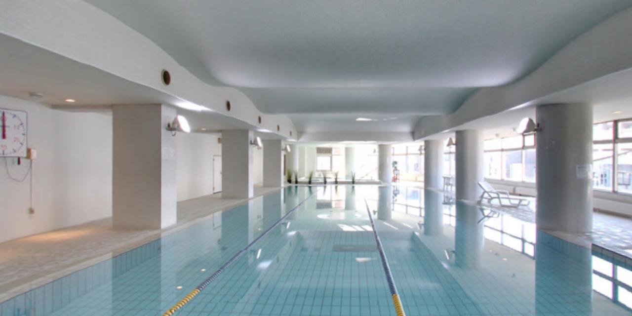 2階プール