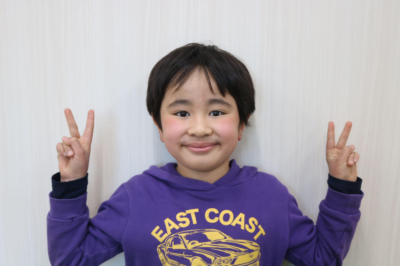 小学2年生 Kさん