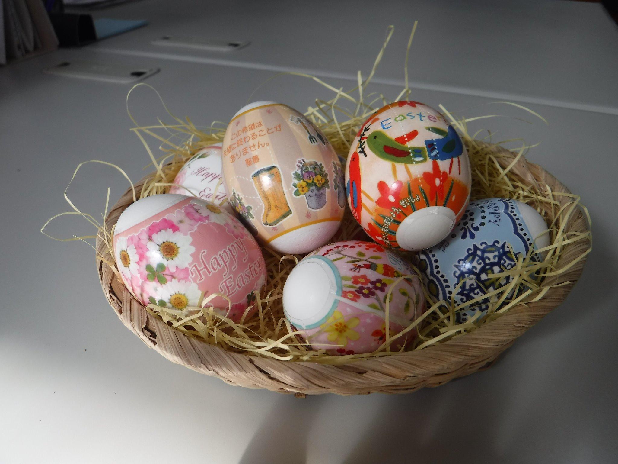 イースター 復活祭 - スタッフBl...