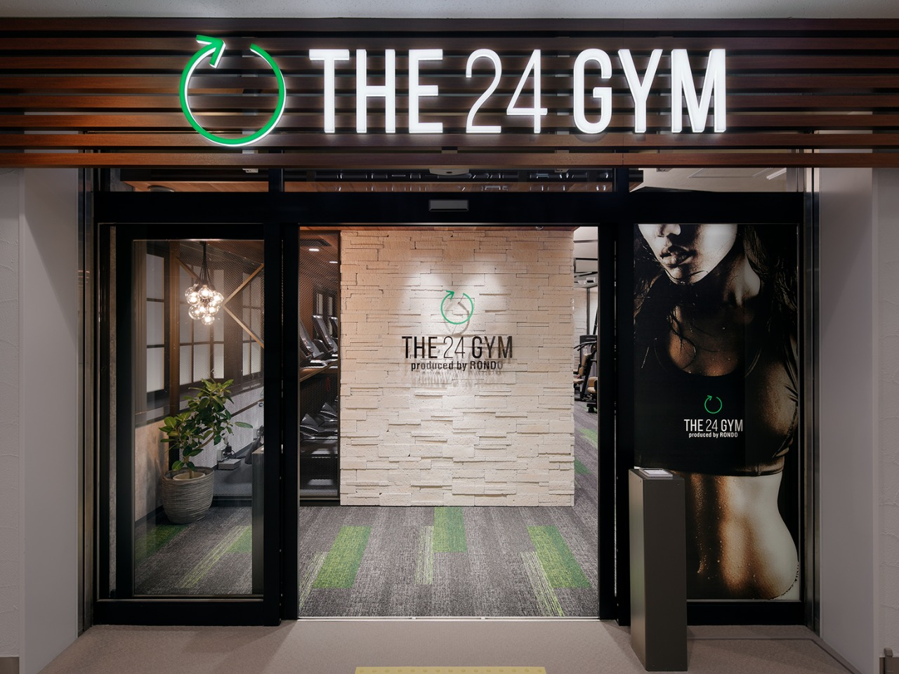 THE24GYM秋津